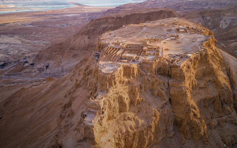 The 10 Most Iconic Archeological Sites in Israel